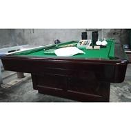 BILLIARD PUYAT TABLE (lamesa ng bilyaran)
