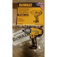 【D16】DEWALT 得偉 DCF899-HB 20V無碳刷4分扳手