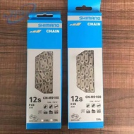 ☋SHIMANO boxed licensed 12S XTR M9100 12-speed chain mountain road bike
