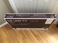 LG UHD 43&quot Smart TV