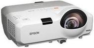 【好康投影機】超優值二手機 EPSON EB-430投影機 ~ 效果良好