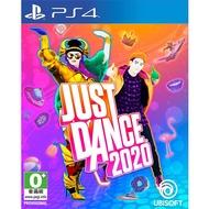 【PS4 遊戲】Just Dance 舞力全開 2020《中文版》