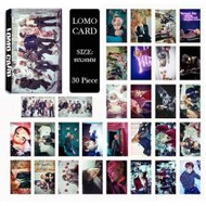 Youpop KPOP BTS Bangtan Boys WINGS Photo Album LOMO Cards New Fashion Self Made Paper Card HD Photocard LK420 - intl