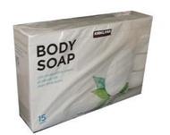 郵另+*COSTCO美製【127g*15入】KIRKLAND SIGNATURE BODY SOAP 身體 香皂 含1/4 乳霜 香皂*自取*非 DOVE 多芬 乳霜皂*