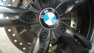 BMW C650 Sport C650 GT C600 後輪中心蓋 BMW Logo