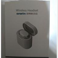 Wireless Headset 單耳 藍牙 無線耳機 FAE‐13‐K9 白色