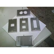 *水電DIY*開關 插座 蓋板/白鐵蓋板/不鏽鋼蓋板/面板 LOFT 工業風