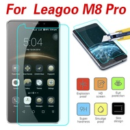For Leagoo M8 Pro Anti-knock Screen Protector Clear Film Tempered Glass MNKG