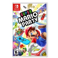 NSW Super Mario Party (English Version)