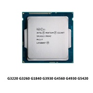 Intel/英特爾 G3260 G3260/G3240/G3930/G4560/G4930/G5400/G5420