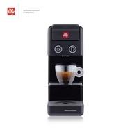 illy - Y3.3 E&C Iperespresso 家用特濃膠囊及過濾膠囊咖啡機 - 黑色