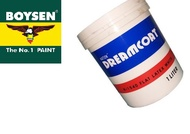 Nation Dreamcoat by Boysen Flat Latex White Paint 4L