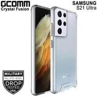 【GCOMM】三星 S21 Ultra 晶透軍規防摔殼 Crystal Fusion(三星 Galaxy S21 Ultra)