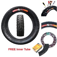 12inch CST Rhino King V2 Outer tire for DYU  Fiido  AM