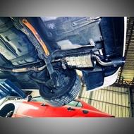 喜美八代改裝遙控閥門排氣管改裝