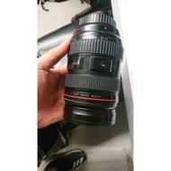 Canon 24-70mm I 二手鏡頭 (完美主義者勿購買)