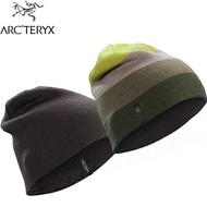 Arcteryx 始祖鳥 登山毛帽/雙面羊毛保暖帽/滑雪 Charleson 24050 林木綠