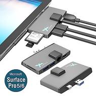 [Xurface]Surface Pro5/6 LAN,HDMI擴充座_SUR768 P5