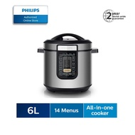 Philips Viva Collection All-In-One Cooker - HD2137 (HD2137/62)