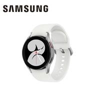 SAMSUNG Galaxy Watch4 LTE 40mm 鈦灰銀 SM-R865FZSABRI