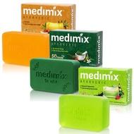 MEDIMIX 印度綠寶石皇室藥草浴美肌皂125g【美日多多百貨生活館】