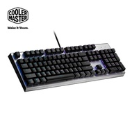 Cooler Master CK351 機械式光軸 RGB 電競鍵盤 (紅軸)