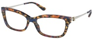 Eyeglasses Tory Burch TY 2099 1757 BLUE AMBER TORT