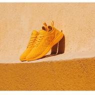 lululemon APL TechLoom Phantom 時尚運動健身鞋 黃色慢跑鞋 重訓訓練鞋 編織球鞋