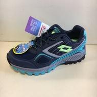 Lotto 女生越野跑步鞋(公司貨附發票)LT1122