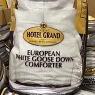🛍好市多Costco 代購 HOTEL GRAND 雙人舒適鵝絨被 美國製