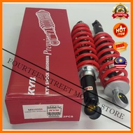 Original KYB Kayaba Yamaha RXZ / Honda EX5 Dream Shock Adjustable Absorber Racing Motorcycle Motorsikal Monoshock Parts