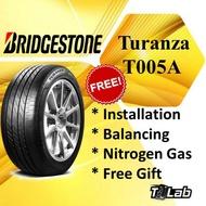 Bridgestone T005 18 inch Turanza Tyre/Tayar 245/40R18, 225/40R18, 235/50R18, 245/45R18, 225/45R18, 245/50R18, 235/45R18