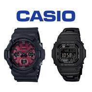 CASIO卡西歐 G-SHOCK GAS-100AR-1A太陽能 GW-M5610BC-1太陽能+電波熱賣款