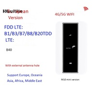 4G Router MiFi Supports 5G SIM Card 4G Wifi Router 150Mbps Car Mobile WiFi Hotspot with Sim Card Slot