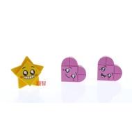 【台中翔智積木】LEGO 樂高玩電影2 70838 星星 愛心 三個合售