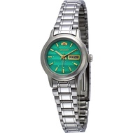 Orient FNQ05004F Women's 3 Star Stainless Steel Automatic Watch