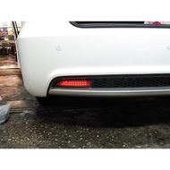 明耀汽車~三菱GRUNDER 專用後保險桿LED燈(3線路2段式亮法)