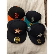 現貨 NEW ERA 7 1/2 頭圍 59.6公分 MLB Authentic 巨人 水手 洋基 太空人 球員版棒球帽