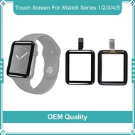Touch Screen For Apple Watch Series 2 3 4 5 40mm42mm LCD Outer Glass Lens Panel For iWatch S2 38mm Touch Glass Replacement