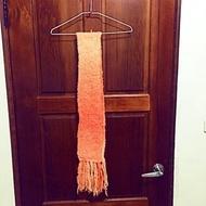 樂趣買®️ 橘色漸層 圍巾