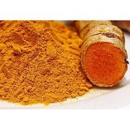 Temulawak Powder / Curcuma Powder / Pure Temulawak Powder - 100gr