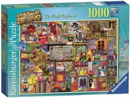 Rburg - The Craft Cupboard Puzzle 1000Pc