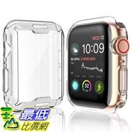 [8美國直購] 保護套 [2-Pack] Julk Case for Apple Watch Series 5,4 Screen Protector 44mm, 2019 New iWatch Overall B07HQRP3JR