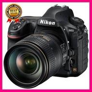 Nikon D850 Kit 24-120mm F4 เลนส์ แยก(ประกันEC-Mall) เลือก 1 ชิ้น อุปกรณ์ถ่ายภาพ กล้อง Battery ถ่าน Filters สายคล้องกล้อง Flash แบตเตอรี่ ซูม แฟลช ขาตั้ง ปรับแสง เก็บข้อมูล Memory card เลนส์ ฟิลเตอร์ Filters Flash กระเป๋า ฟิล์ม เดินทาง