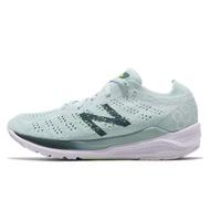 New Balance 慢跑鞋 890 v7 NB 綠 白 女鞋 W890BG7B 【ACS】