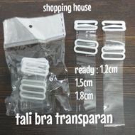 Thick transparent bra strap / Clear bra strap / Thick Clear bra strap / transparent strap bra strap
