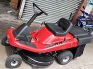 1 year warranty 12.5 hp lawn mower grass brush leaf drive adjustable gas power machine trimmer handle holder steering auto garden floor ground low car truck tractor cutter cut cutting engine petrol blade knife sharp ride top wheel roll roller rolling tire