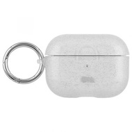 CASEMATE - AirPods PRO 保護套 Sheer Crystal Clear w/Silver Circular Ring 保護套