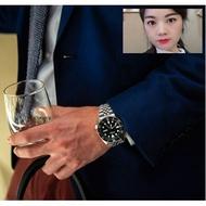 【芳兒】SEIKO精工 DIVER'S 200M (水鬼) 機械錶 日期 不鏽鋼錶帶 SKX007K2