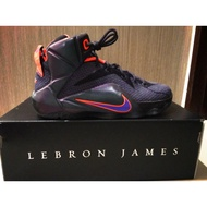 Lebron James12 LBJ12代 變色